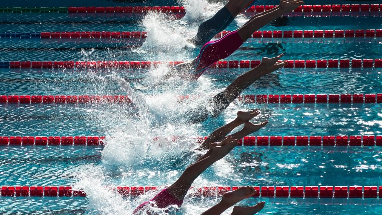 オリンピック・世界水泳ランキング