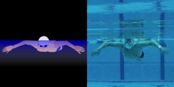 平泳ぎのコツ リラックスしながら大きく泳ぐ(中上級者向け)