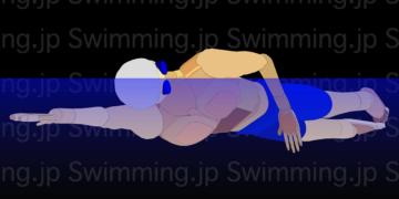 水泳 クロール 自粛明け用ドリルと気を付けるべき注意点