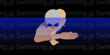 水泳 クロール 実践的なスカーリング技術を習得する