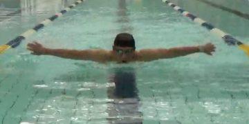 水泳 バタフライ 競泳ルールで1000mを楽に泳いでみた