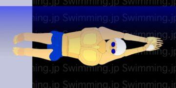水泳 クロール タッチターン <前編> 横向きで沈めますか?
