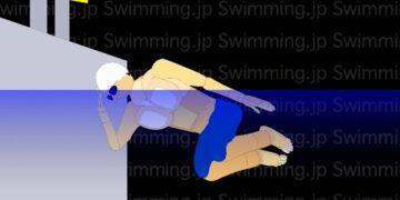 水泳 クロール タッチターン <後編> 最も重要なタッチ